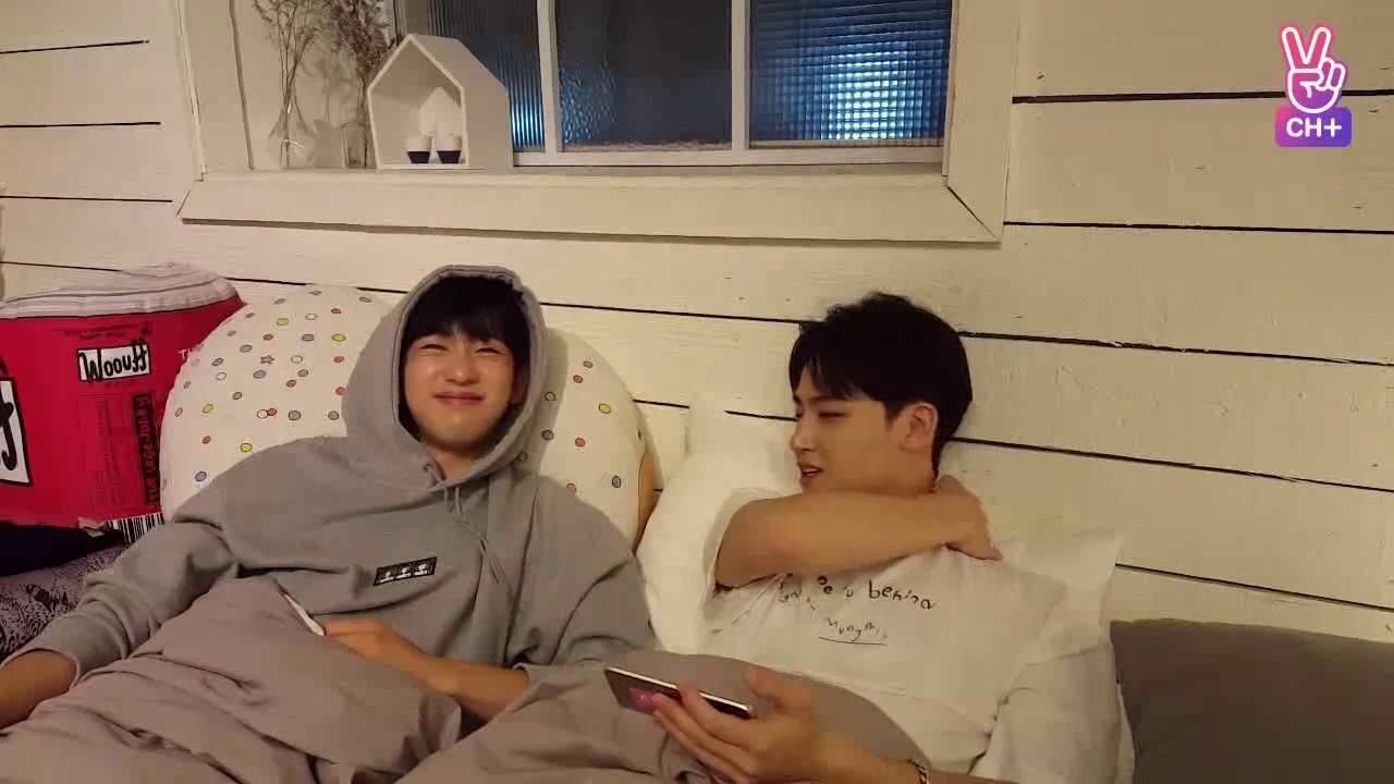 [자막용] JB, 진영의 뽐녕나잇🌴🍑