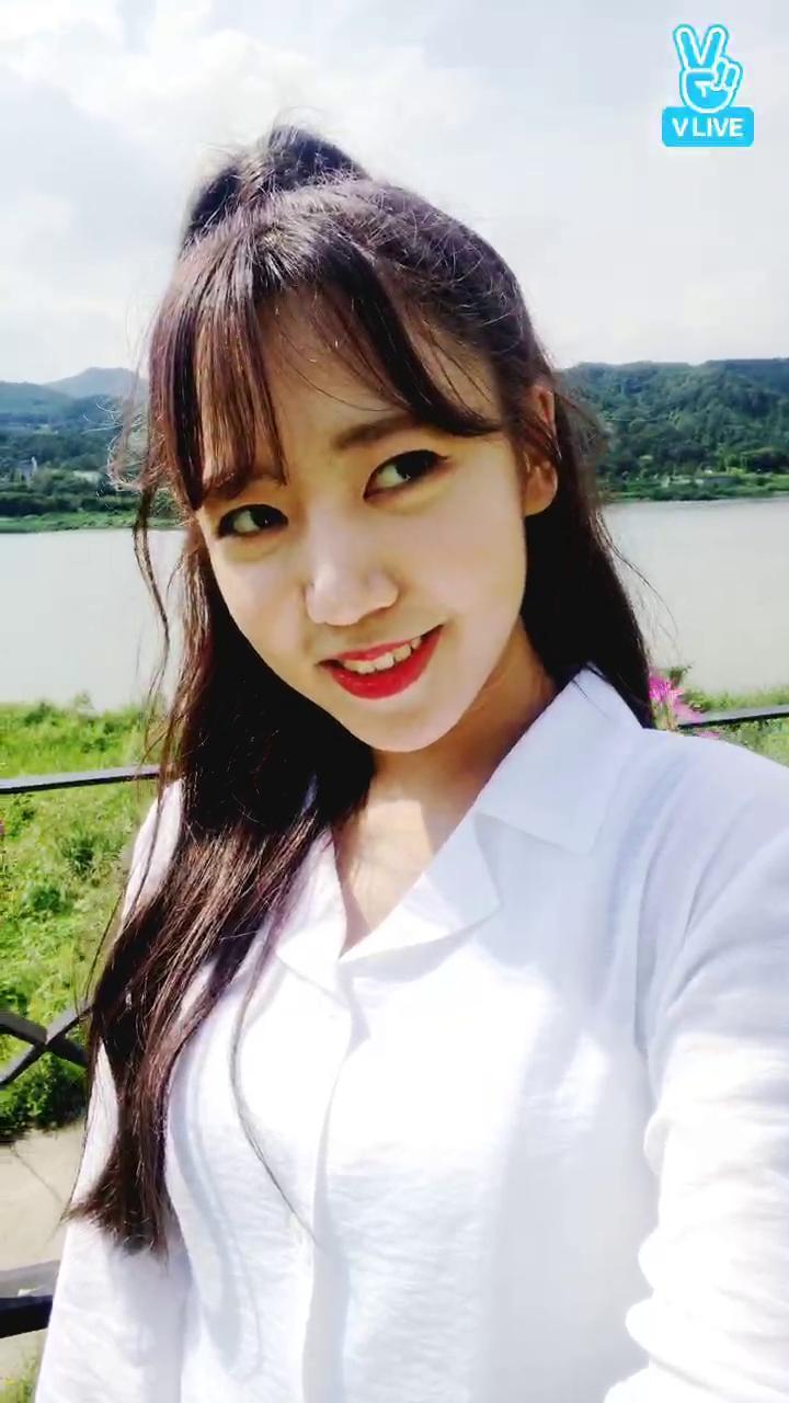 에이핑크 남주의 드라마촬영현장