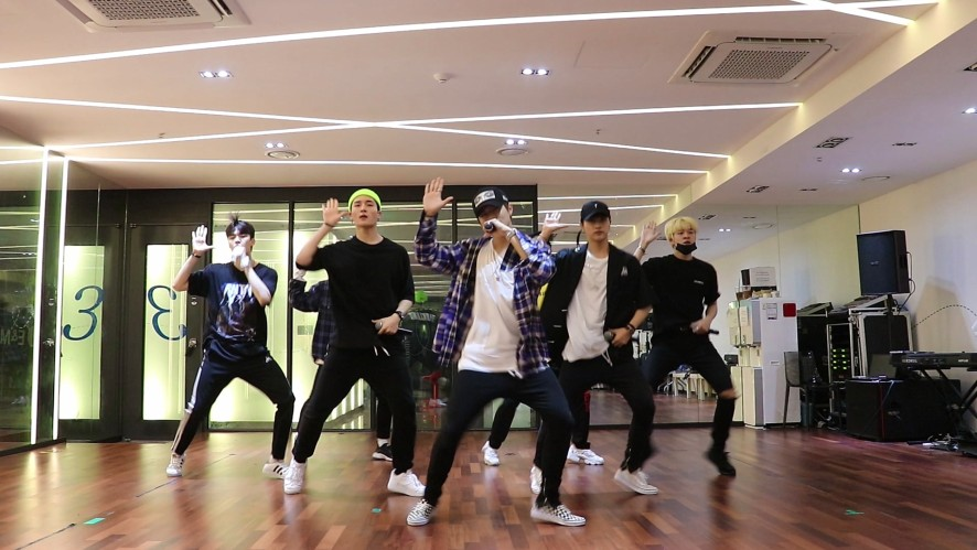 CANDY SHOP_DANCE PRACTICE VIDEO
