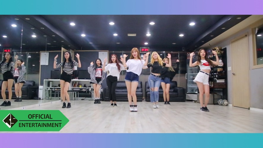 소나무(SONAMOO) - So Good 안무영상(Dance Practice)