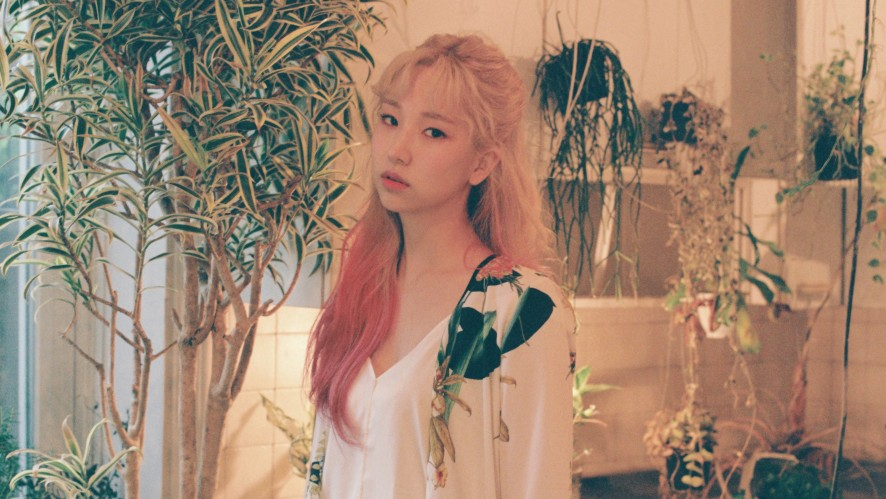 케이시 데뷔 2주년 '비야 와라' V Live 카운트다운🎉