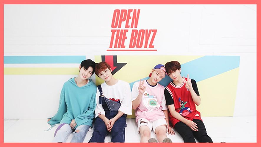 [오픈더보이즈(OPEN THE BOYZ)] 막내보이즈(주학년, 활, 선우, 에릭)