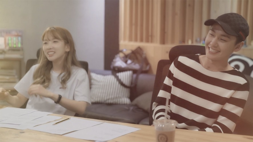 지숙&일훈(jisook&ilhoon) - 배시시 MV