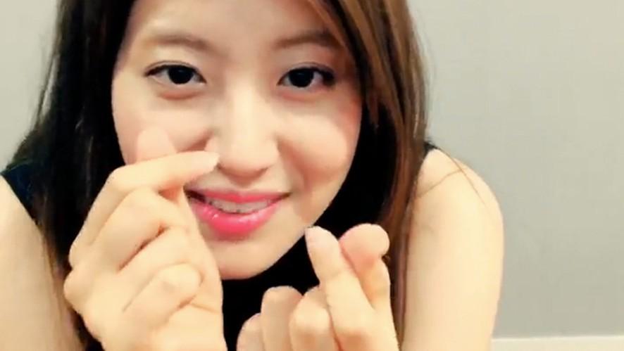 [NAM JI HYUN] 남배우의 복학을 맞이하는 자세👩🏻🏫 (Ji Hyun welcoming the return to school)
