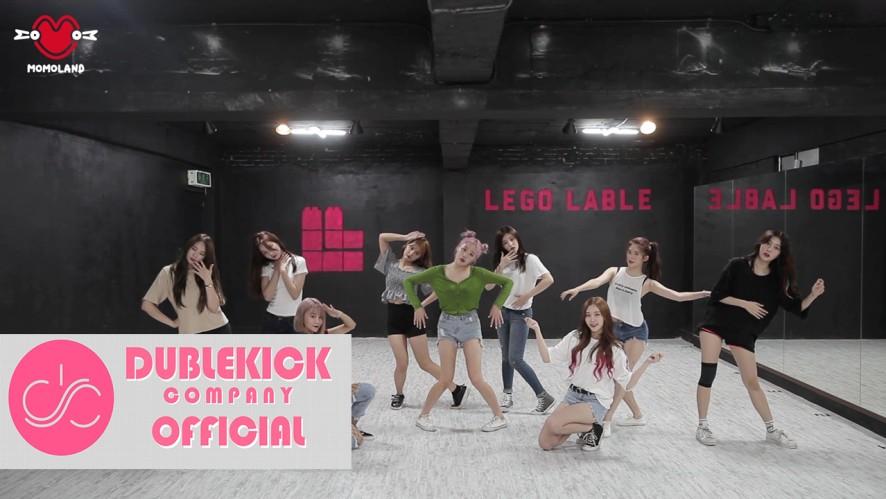 "MOMOLAND(모모랜드) - ""꼼짝마(Freeze)"" Dance Practice"