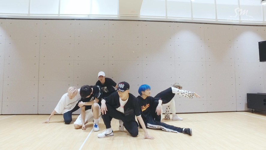 NCT DREAM_We Young_Dance Practice #Moving Ver.