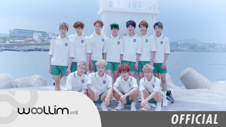 "골든차일드(Golden Child) ""담다디(DamDaDi)"" MV Making Video"