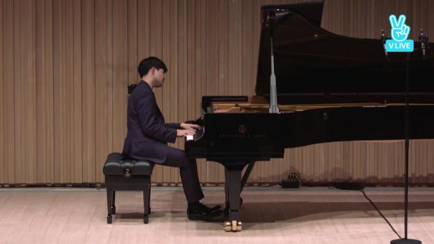 [영상] 선우예권 Schubert: Moments musicaux, D.780 2악장, 3악장