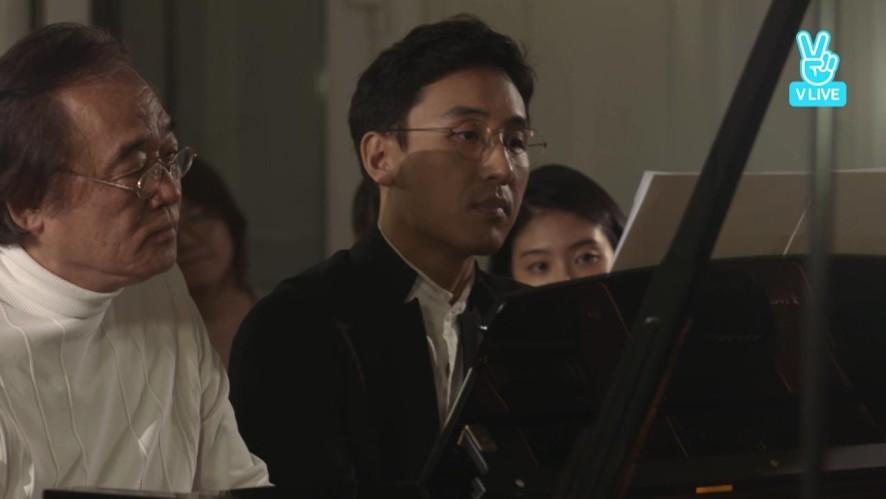백건우X김정원 [V살롱] Beethoven 6Variations for Piano Four hands in D Major