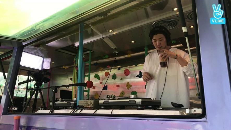 [DJING by Junmo] CASPER ATTACK in 라임트리 페스티벌 2017