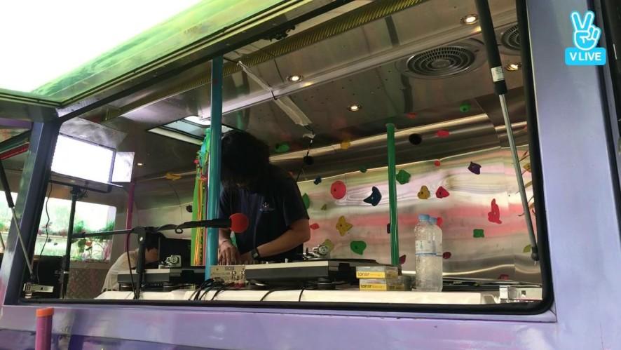 [DJING by Mellan] CASPER ATTACK in 라임트리 페스티벌 2017