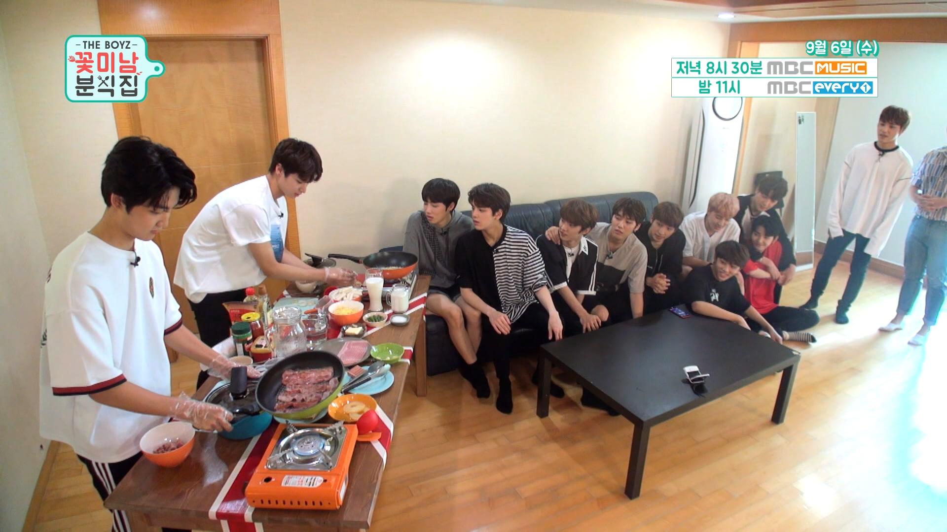 [Preview(Ep.3)] 더보이즈 '꽃미남 분식집' (THE BOYZ 'Flower Snack')