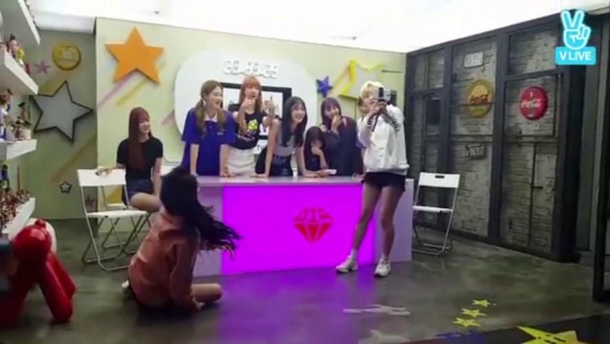 [DIA] 꽈당희현과 얌의 참우정👭💎 (Huihyeon's falling over)