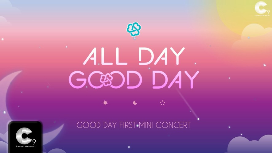 [GOODDAY(굿데이)] 1st Mini Concert <ALL DAY GOOD DAY> HIGHLIGHT