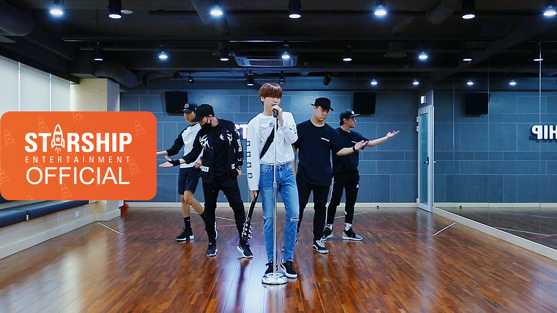 [Dance Practice] 정세운 - JUST U with Sik-K (Prod. GroovyRoom)