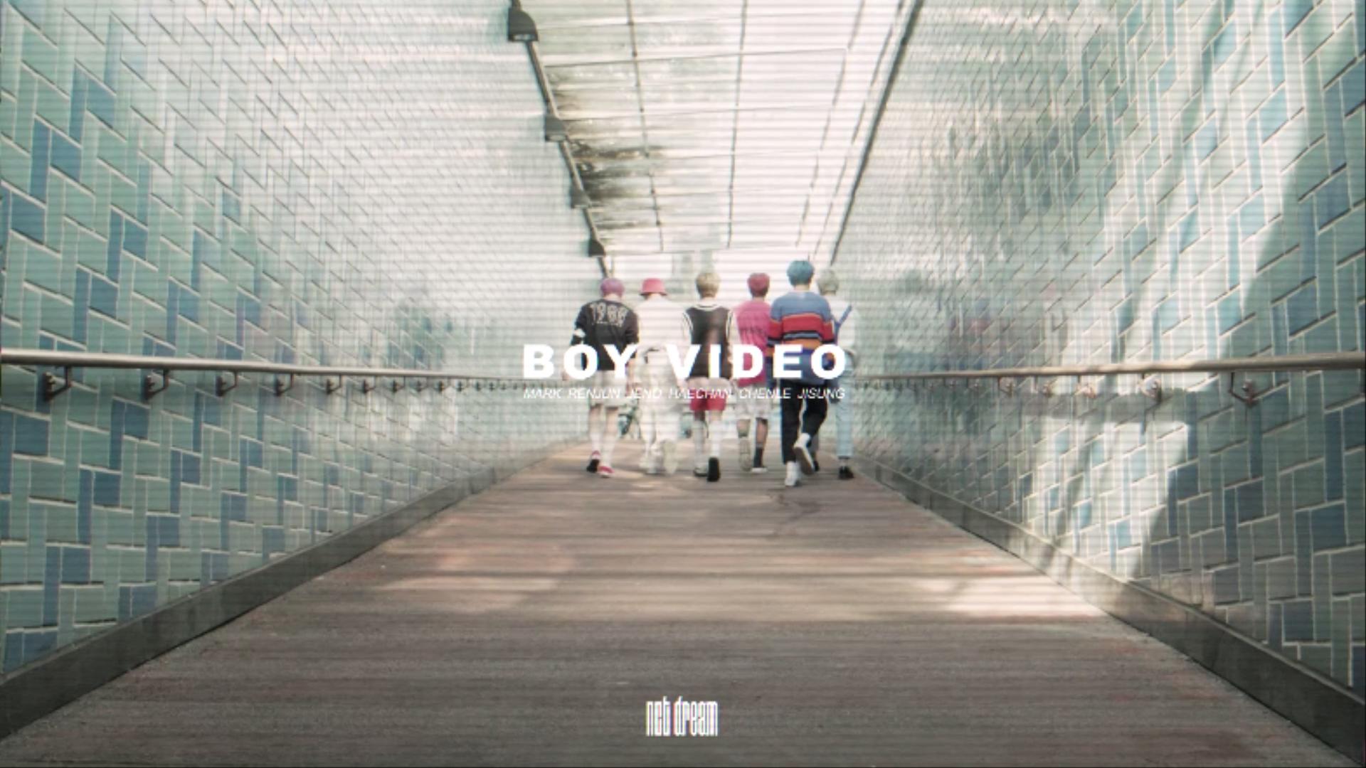 NCT DREAM BOY VIDEO Teaser
