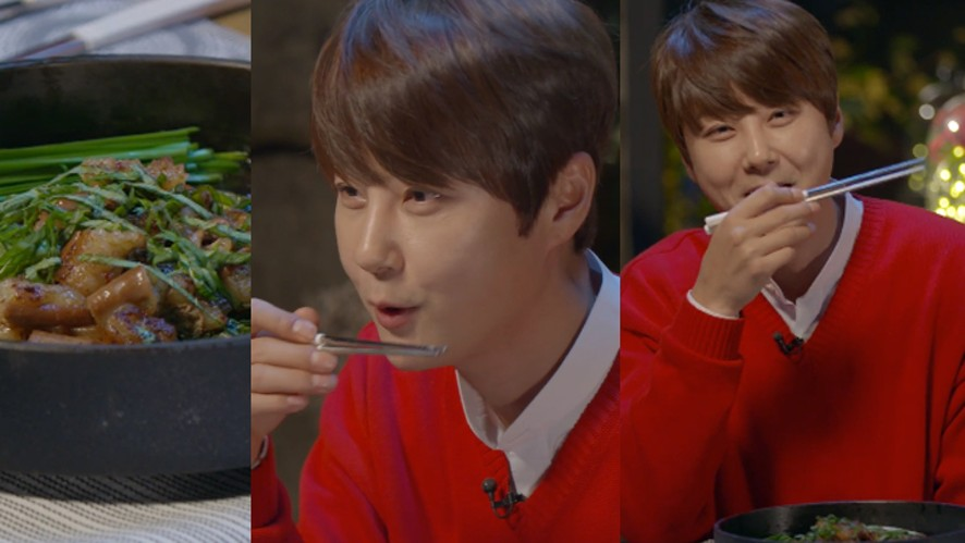 [Full]SHIN HYE SUNG X EATING SHOW - 신혜성의 같이먹어요!