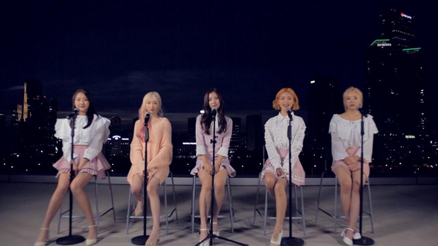 엘리스 (ELRIS) - Midnight, moonlight M/V (short ver.) 선공개