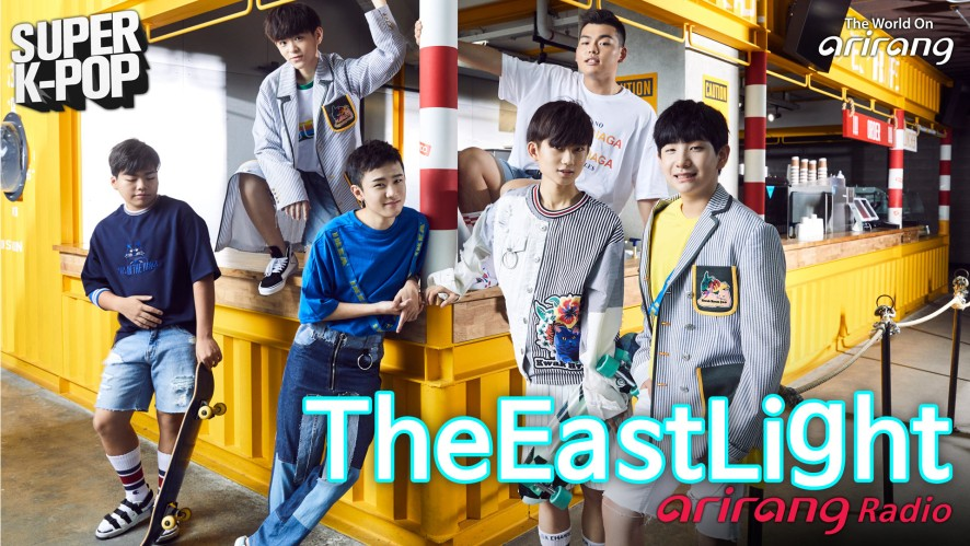 Arirang Radio (Super K-Pop/TheEastLight)