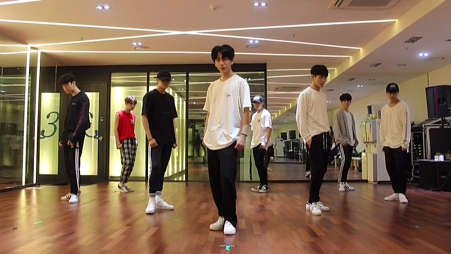 IN2IT - RISING STAR (DANCE PRACTICE VIDEO)