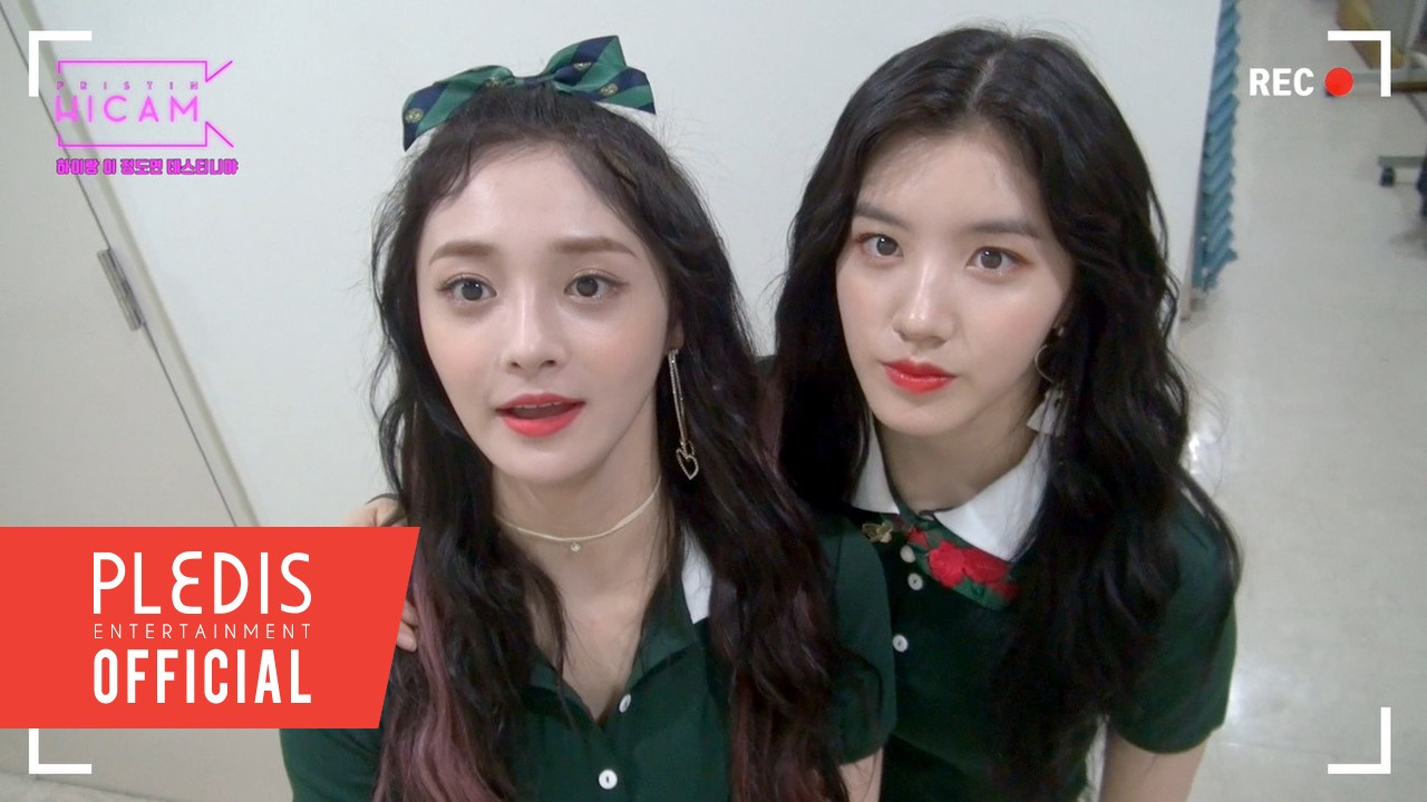 [HICAM] PRISTIN Fan Signing Event & Choreography Video Behind @2ndWeek