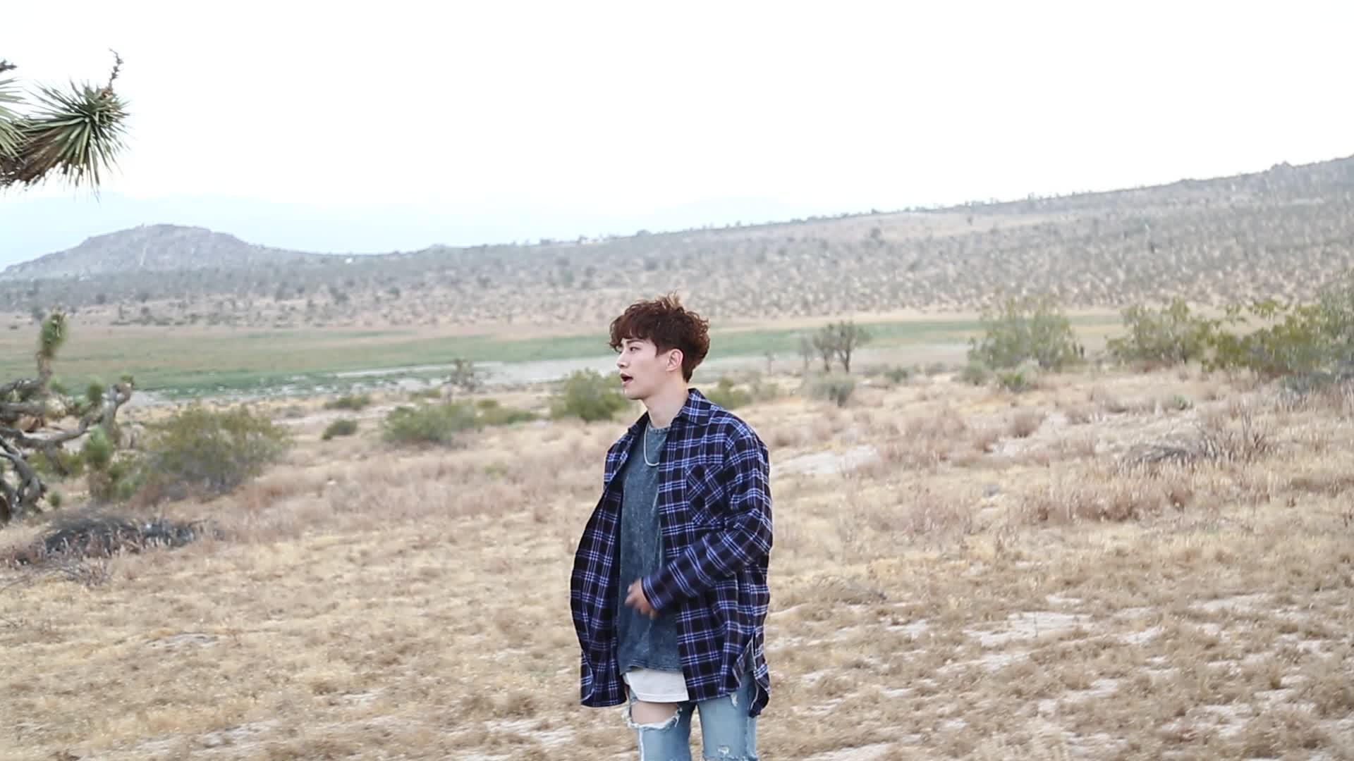 [스타캐스트] 2PM 준호 CANVAS 뮤직비디오 촬영 현장!