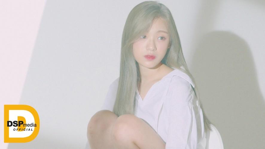 [Teaser] APRIL(에이프릴) 'eternity' film - JINSOL(진솔)