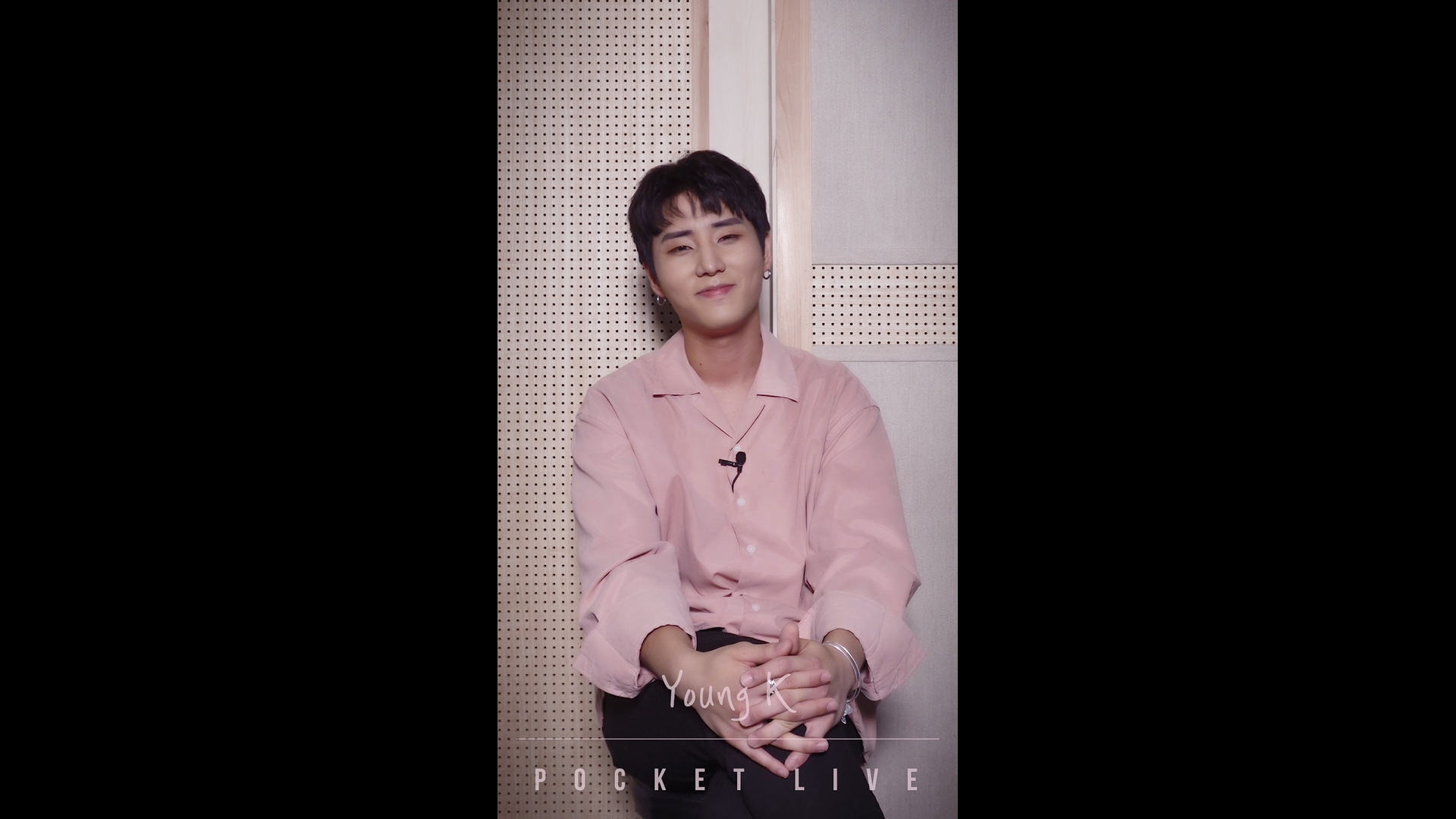 """[POCKET LIVE] DAY6(데이식스) Young K(영케이) """"I Loved You"""""""
