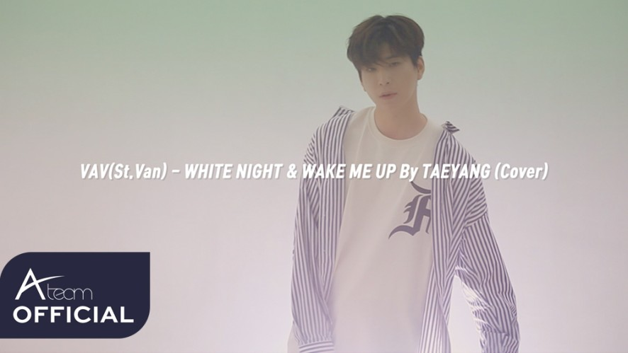 White Night & Wake Me Up - Taeyang (Cover) / St.Van of VAV