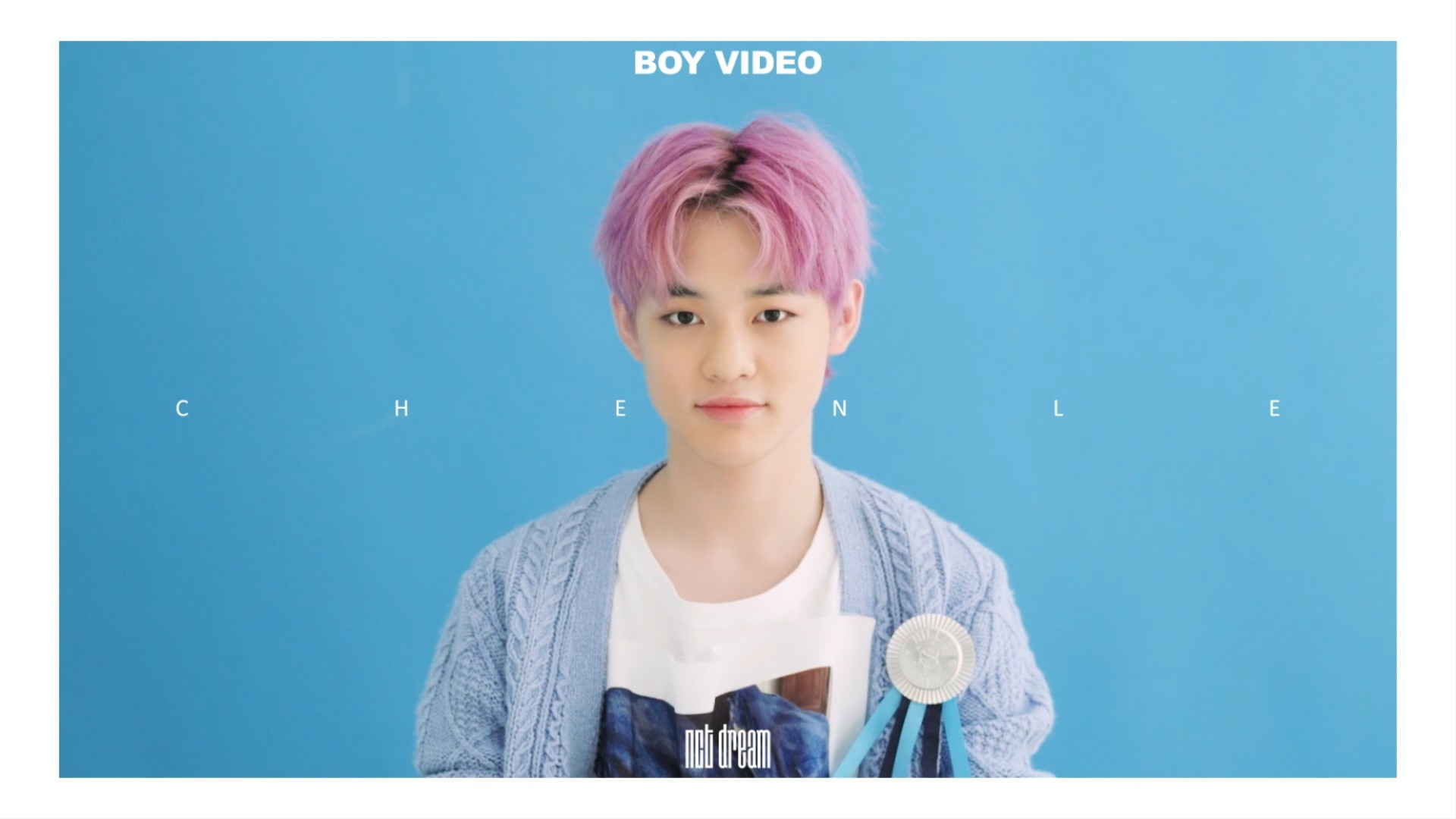 NCT DREAM BOY #CHENLE VIDEO