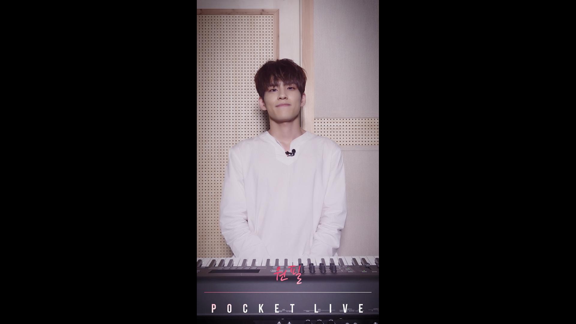 "[POCKET LIVE] DAY6(데이식스) Wonpil(원필) ""I Loved You"""