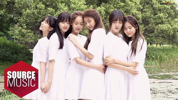[Special Clips] 여자친구 GFRIEND -  'RAINBOW' Jacket Shooting Behind