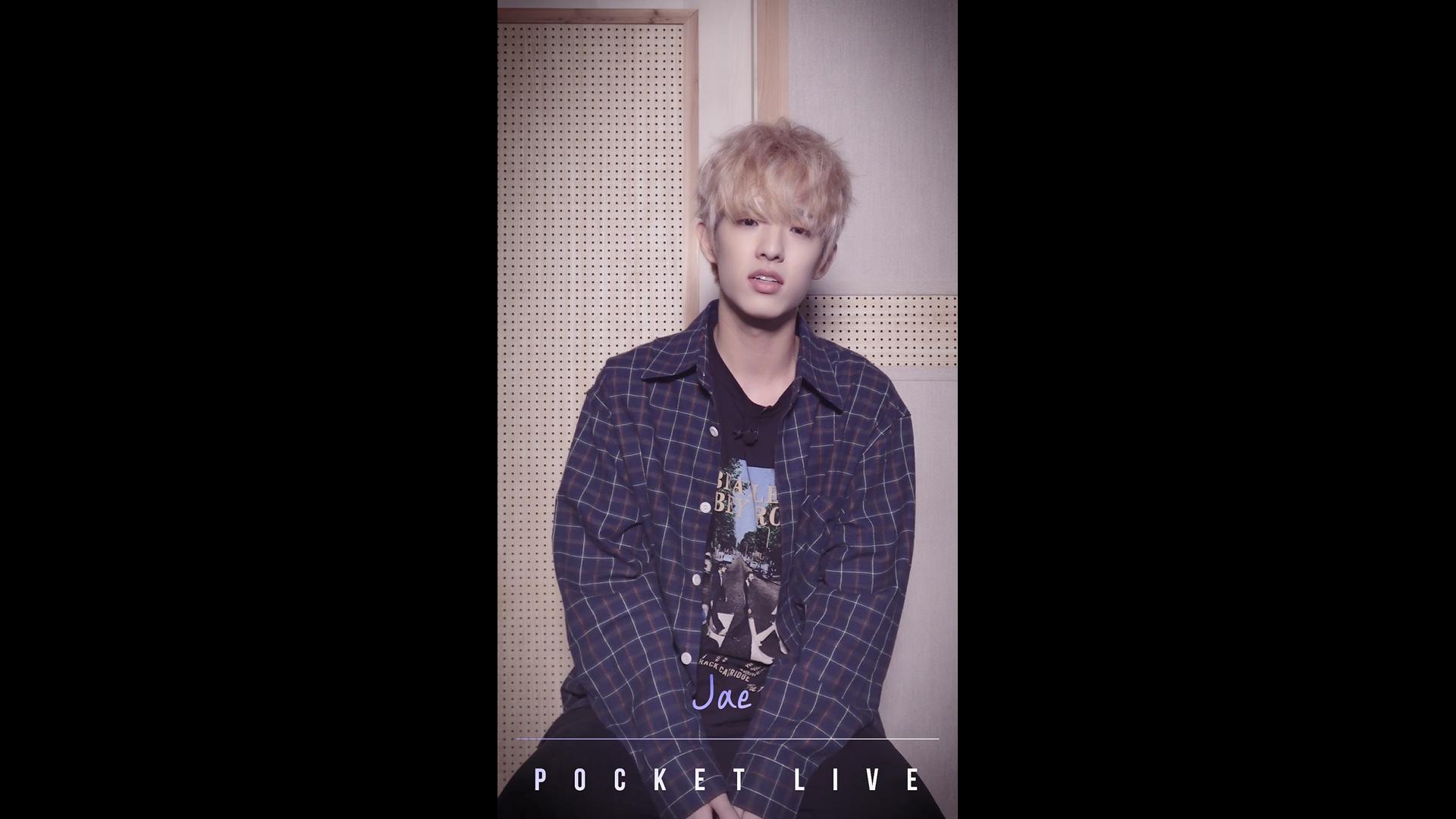 "[POCKET LIVE] DAY6(데이식스) Jae(제이) ""남겨둘게"""