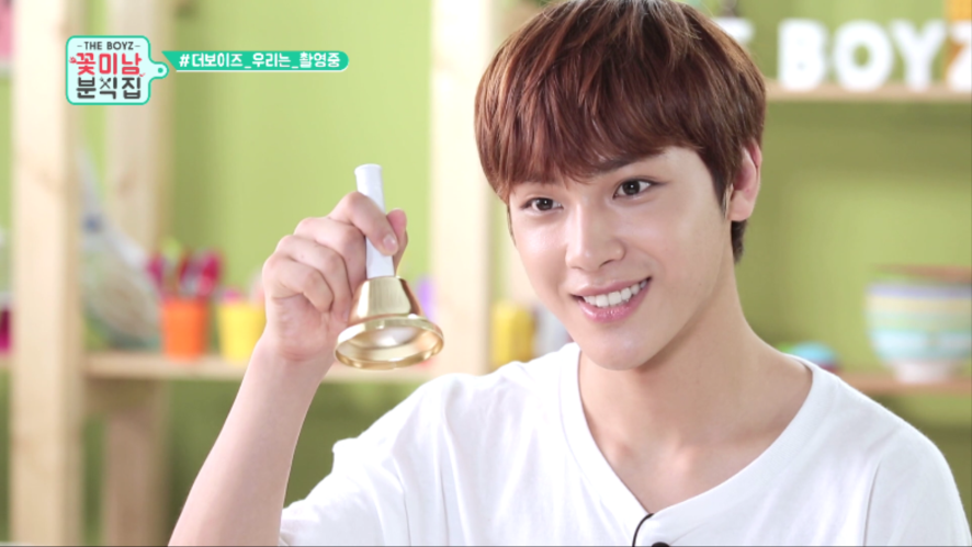 [Behind(Ep.4)] 더보이즈 '꽃미남 분식집' (THE BOYZ 'Flower Snack')