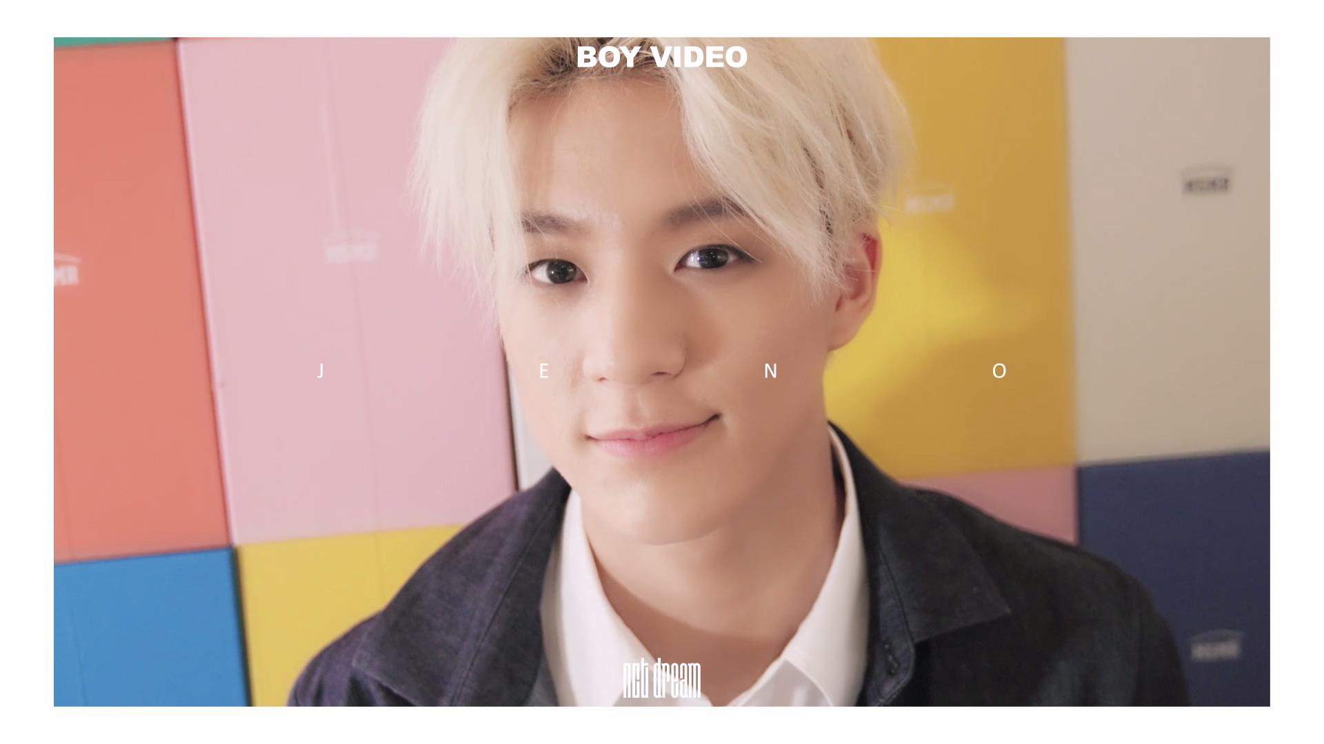 NCT DREAM BOY #JENO VIDEO