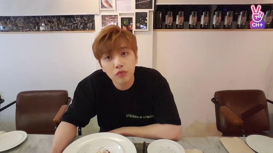 [CH+ mini replay] 산들 혼자 먹어요 (혼.밥) Sandeul Eats Alone (Honbab)