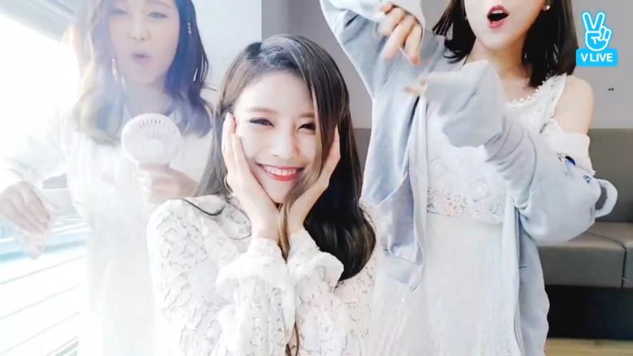 [LOVELYZ] 진짜 대박 진짜 장난 아닌 여신 미주 생일축하해🎉 (HAPPYMIJOODAY+1)