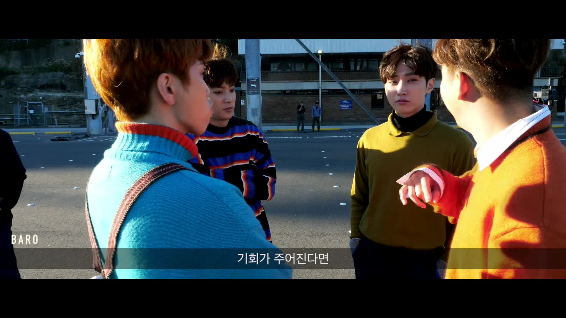B1A4 7th Mini Album_Special Making Video