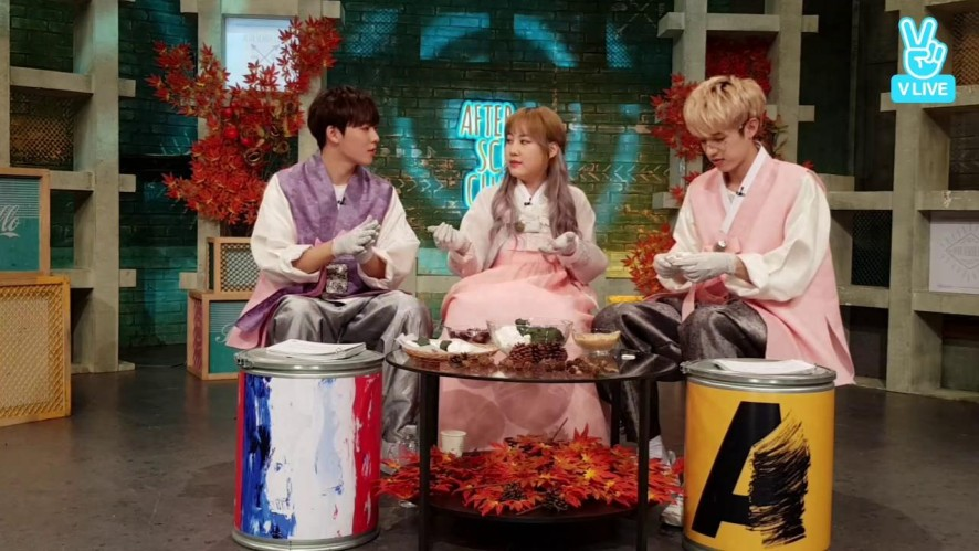 Chuseok Special with #KAEMIN