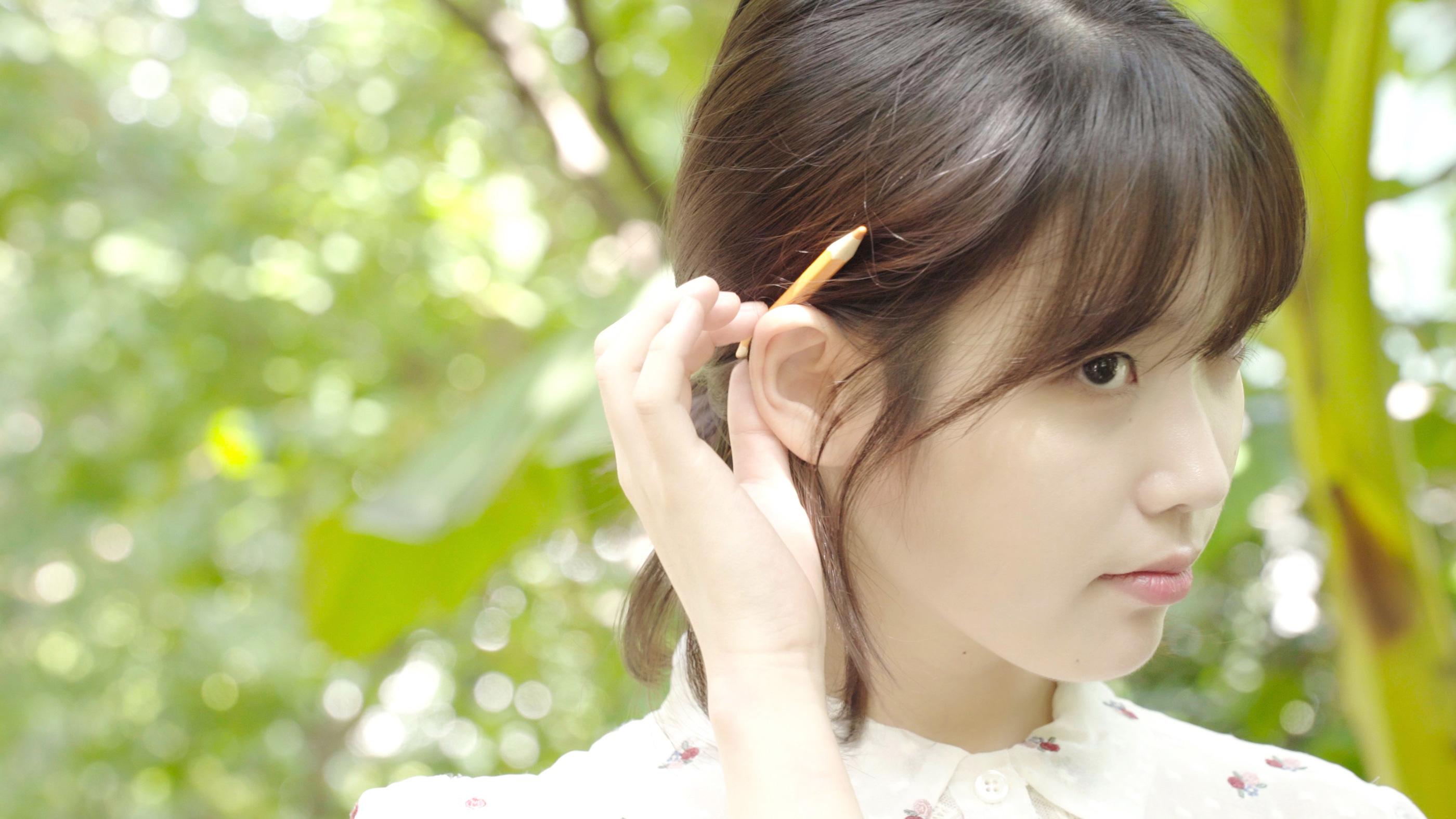 [IU TV] '꽃갈피 둘(Kkot-Galpi #2)' Album Making #1