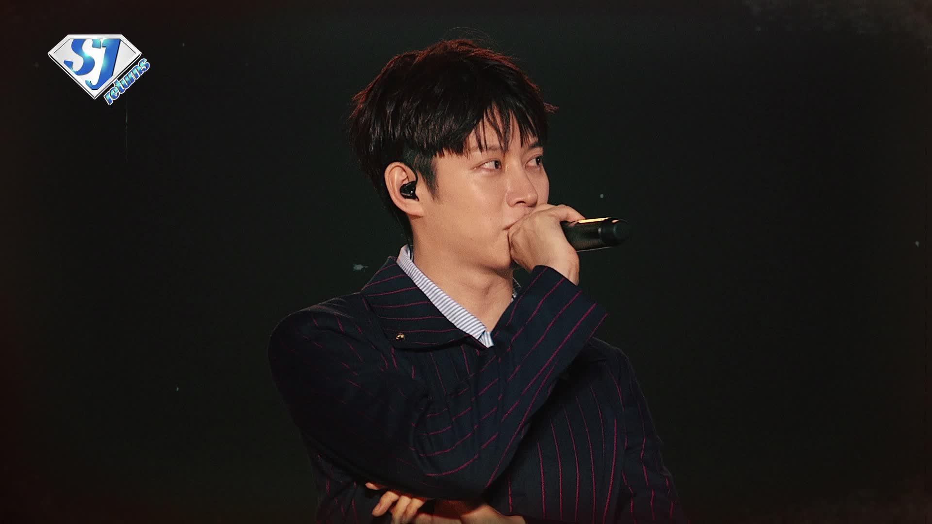 슈주 리턴즈 티저1-슈퍼 주니어 리얼 컴백 스토리