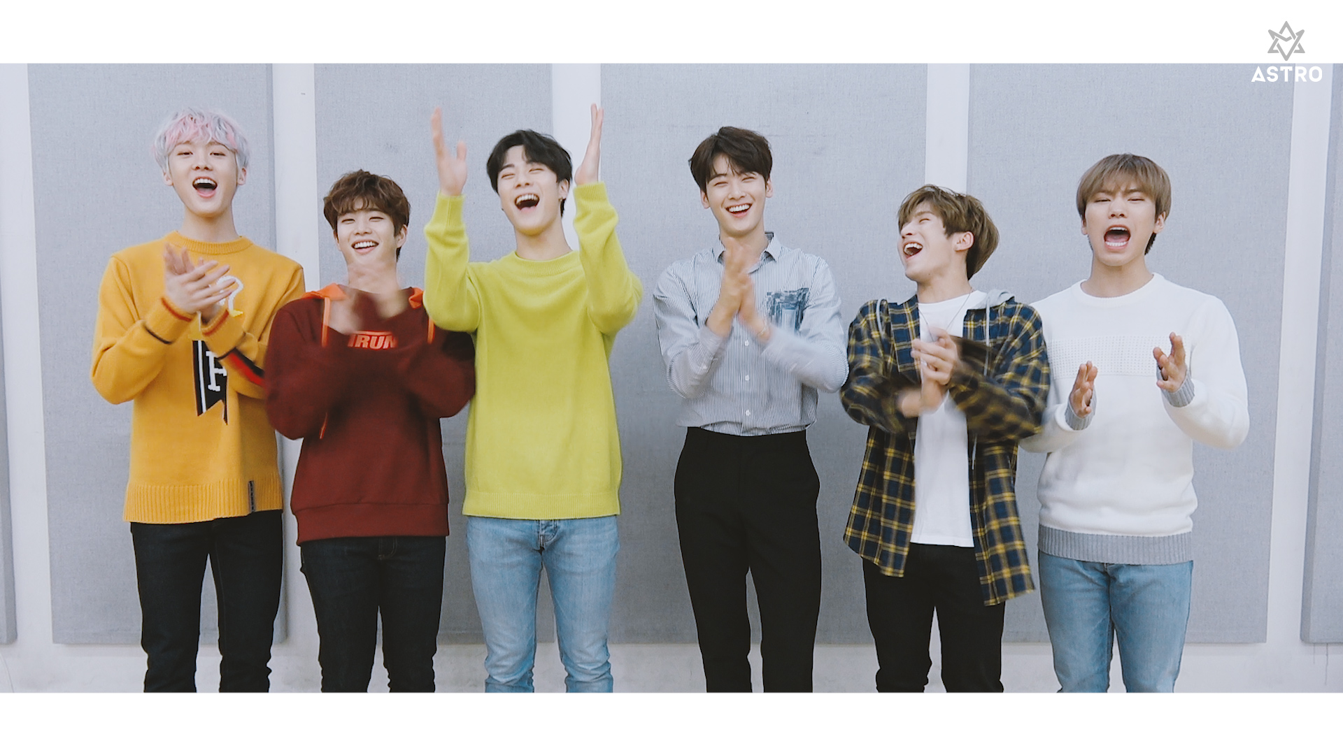 ASTRO 아스트로 - 2nd OFFICIAL FAN CLUB 'AROHA'