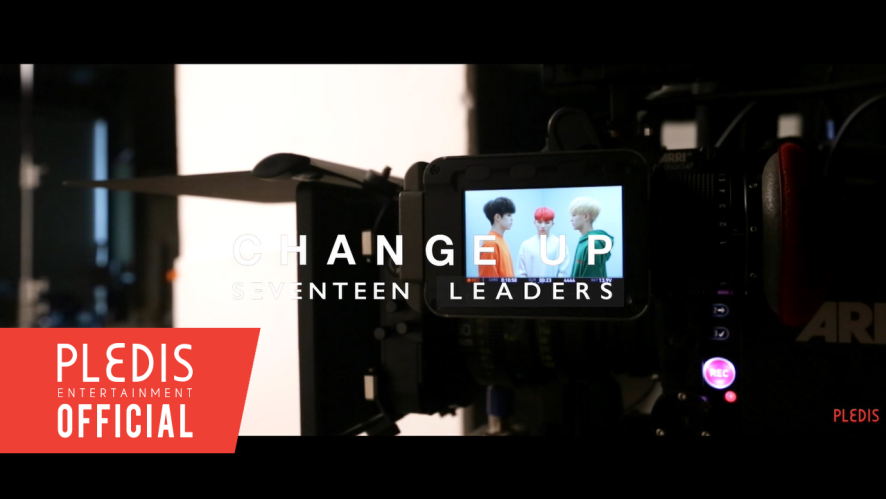 [MAKING FILM] SVT LEADERS - 'CHANGE UP' M/V BEHIND SCENE