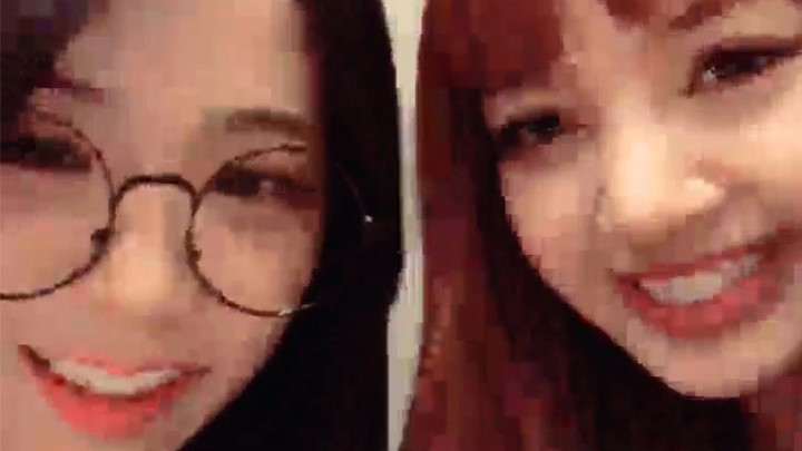 [CH+ mini replay] 리사야 맛있냐?🤓 Lisa, is it delicious?