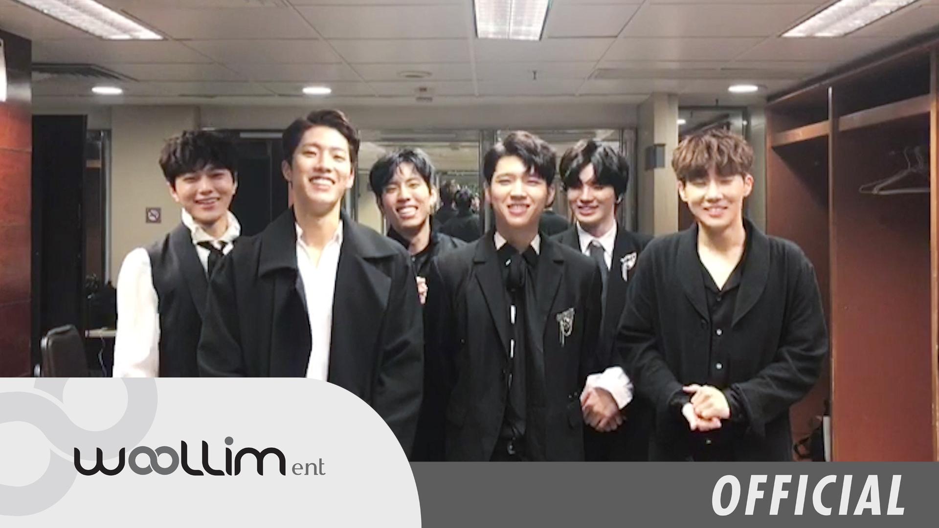 인피니트(INFINITE) 추석 인사 (Korean Thanksgiving Message)