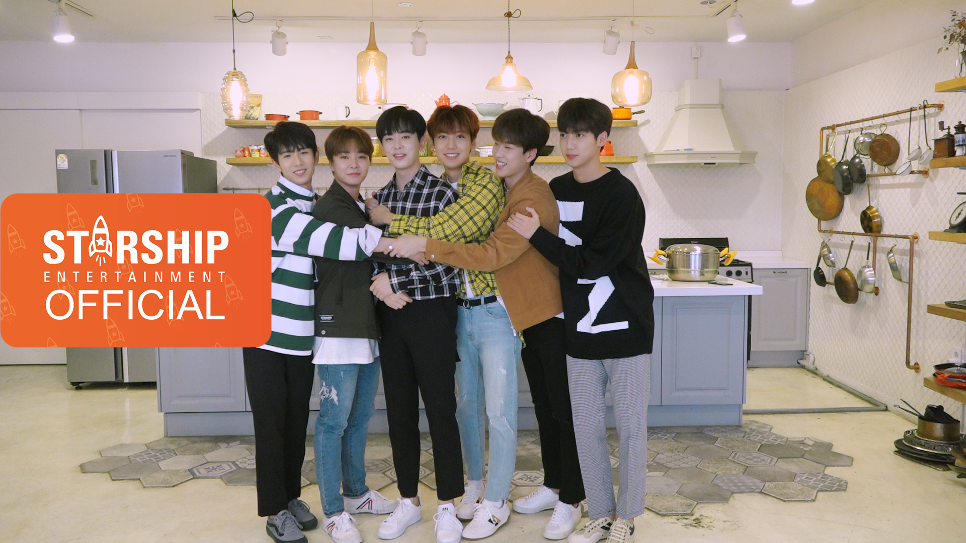 [Special Clip] 보이프렌드(BOYFRIEND) 2017 추석 송편 빚기!
