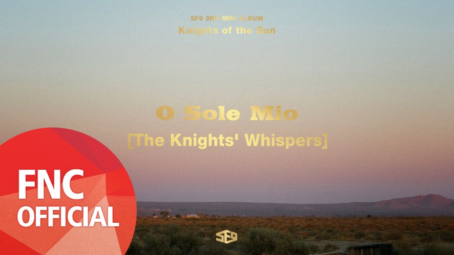 SF9 - 3rd Mini Album 『Knights of the Sun』 The Knights' Whispers#3_Team3