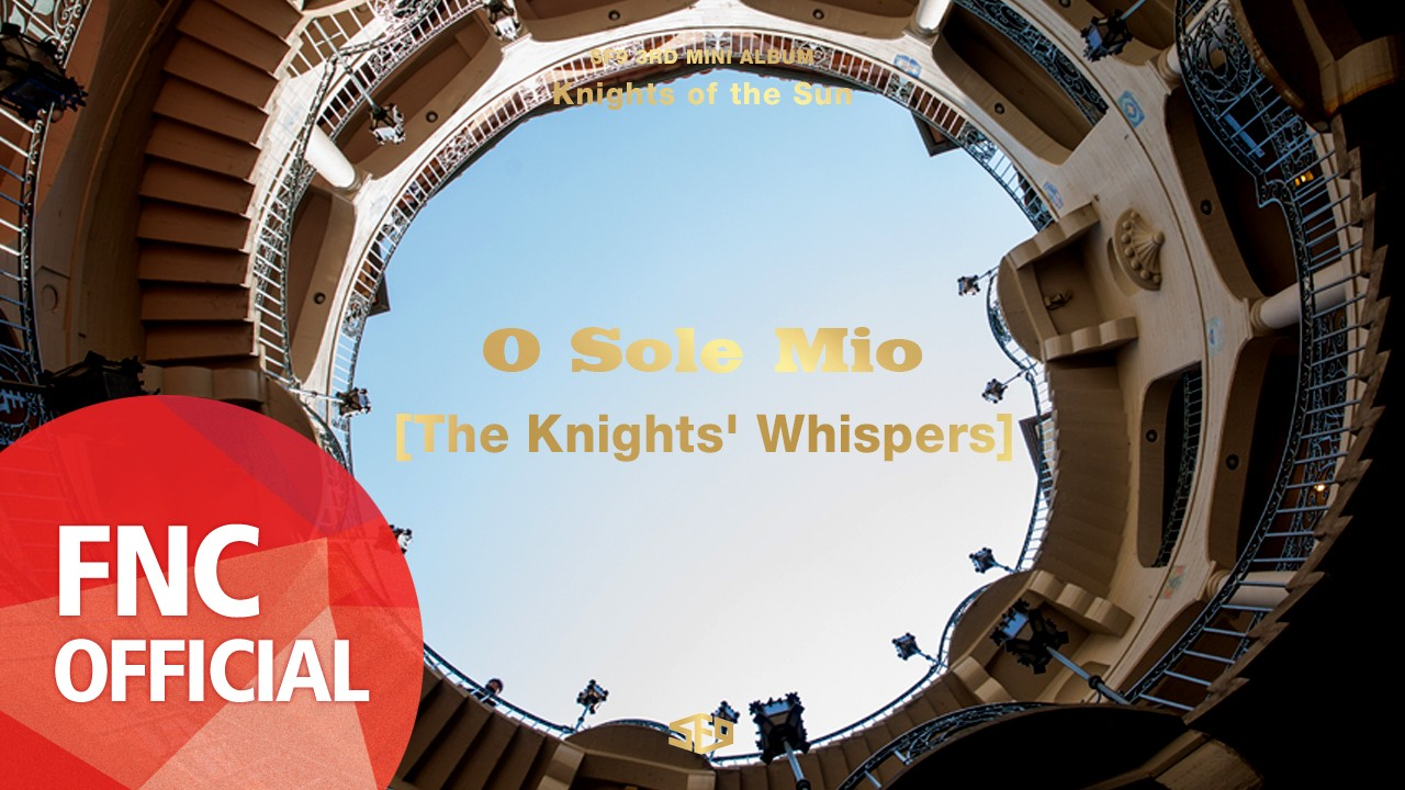 SF9 - 3rd Mini Album 『Knights of the Sun』 The Knights' Whispers#2_Team2