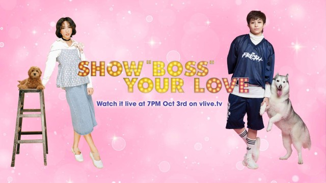 """SHOW """"BOSS"""" YOUR LOVE with Diệu Nhi"""