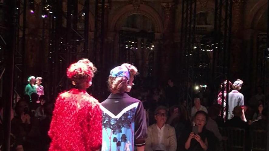 L'Officiel Italia at Paris Fashion Week Women SS 18 - UNDERCOVER - RUNWAY